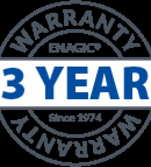 Certyficate 3 years quarantee